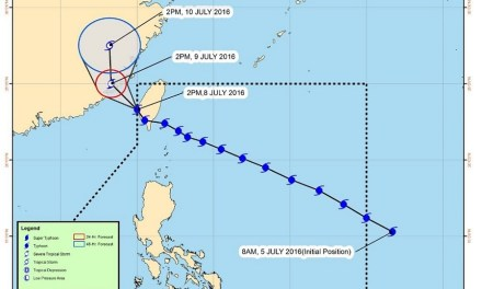 "PAGASA Weather Bulletin #12 TYPHOON ""BUTCHOY"" – updated 5:00pm (FINAL)"