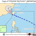 "PAGASA Weather Bulletin #11 TYPHOON ""BUTCHOY"" – updated 11:00am"