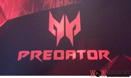 Predator conquers Manila