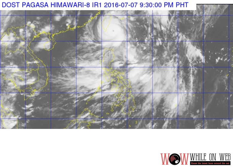 "PAGASA Weather Bulletin #9 TYPHOON ""BUTCHOY"" - updated 11:00pm"