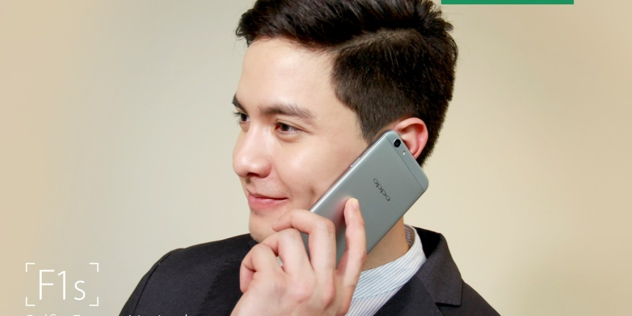OPPO reveals F1s Limited and Alden Richards as latest endorser