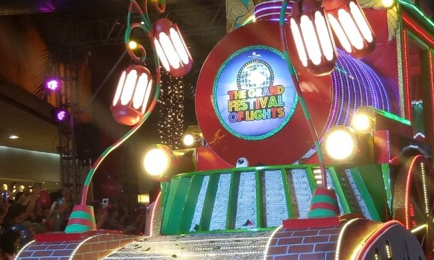 SM Mall of Asia shines bright with The Grand Festival of Lights