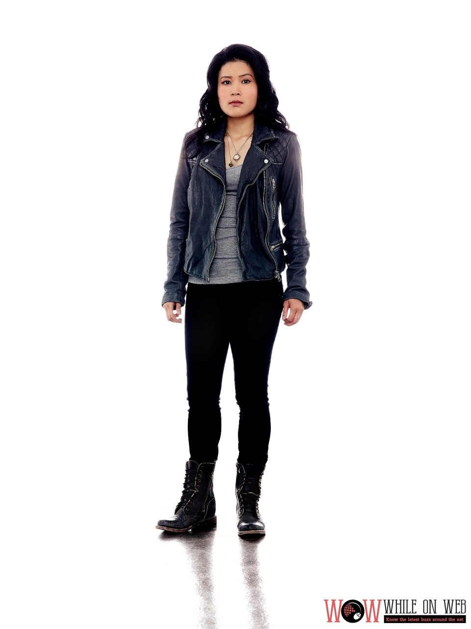 Jadyn Wong's brand of female power in Scorpion