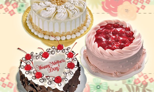 Goldilocks Mother's Day cake: Every mom deserves the best