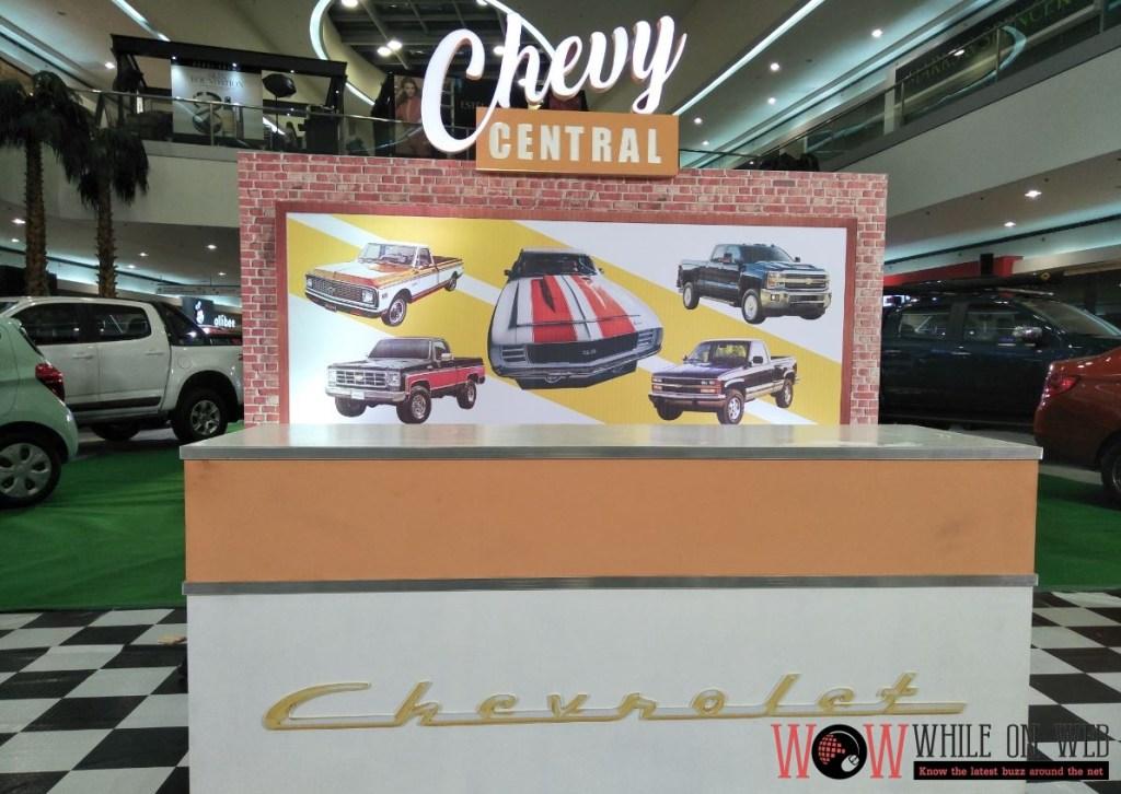 Chevrolet SM Supermalls