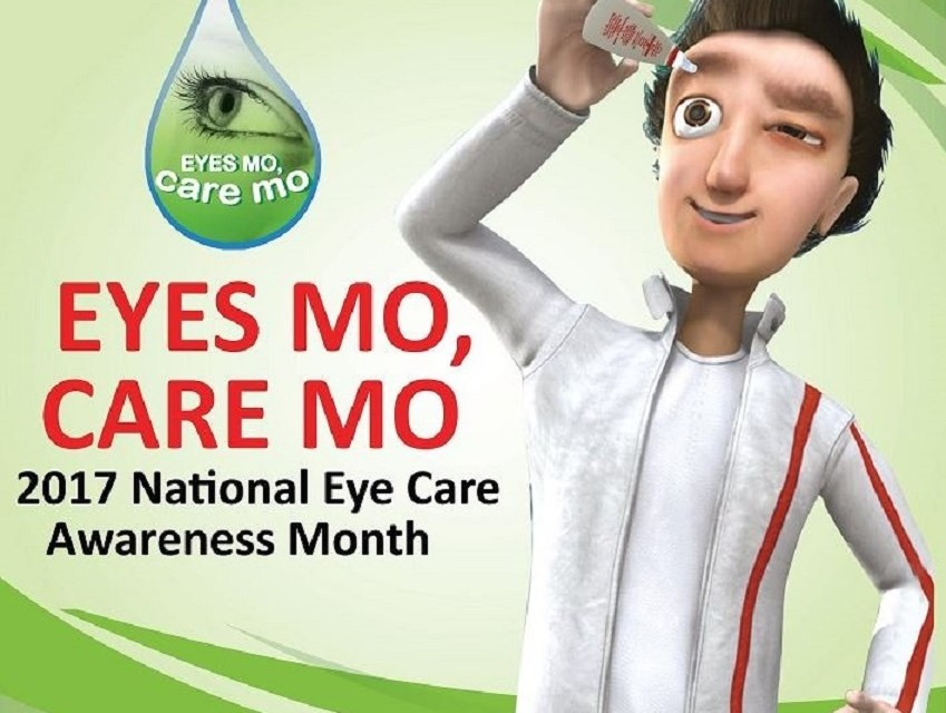 National Eye Care Awareness kicks off this May 2017