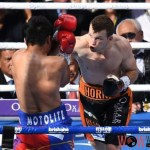 Manny Pacquiao defeated by Jeff Horn via unanimous decision