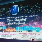 SM City Pampanga and SM City Clark Shine Brightest This Christmas 2017