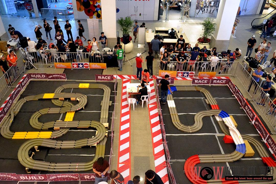 The Brickyard Grand Prix 2017: Fun With Four Wheels