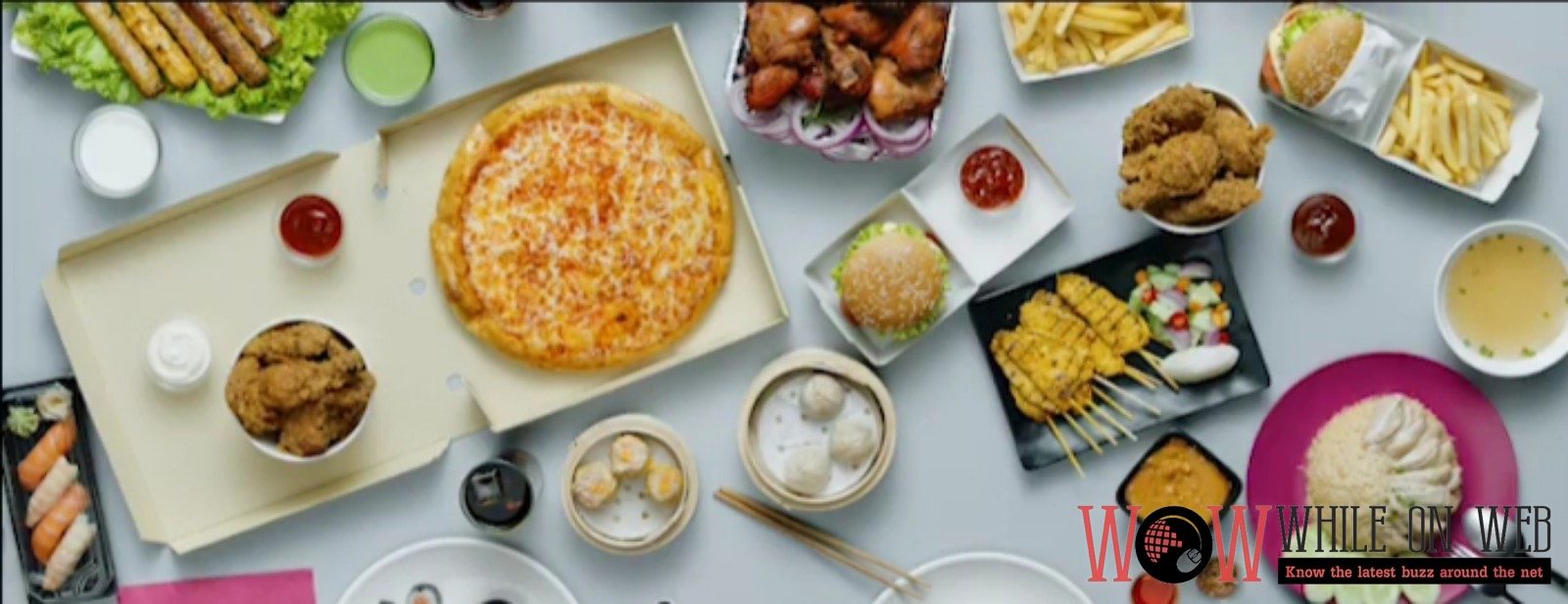 5 Restaurants now delivering via foodpanda