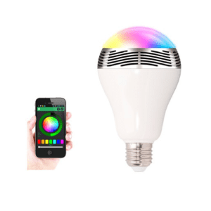 BSR, LED Bulb, Bluetooth, Built in Speaker