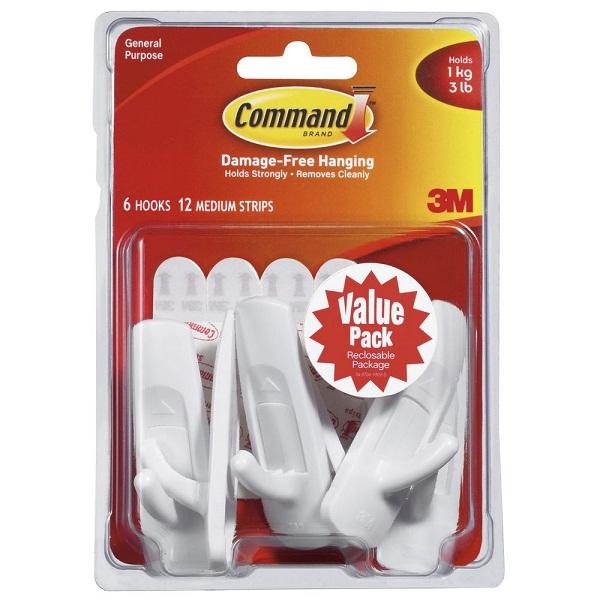 Command, Medium Hooks, Value Pack