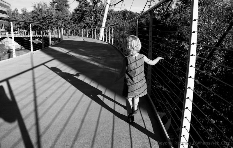 Cautious Steps Across Liberty Photography Rittman Top 10 Best Photoblogs Photography