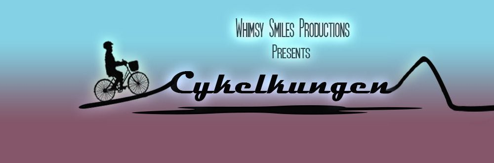 Cykelkungen short film is once again in pre-production!!