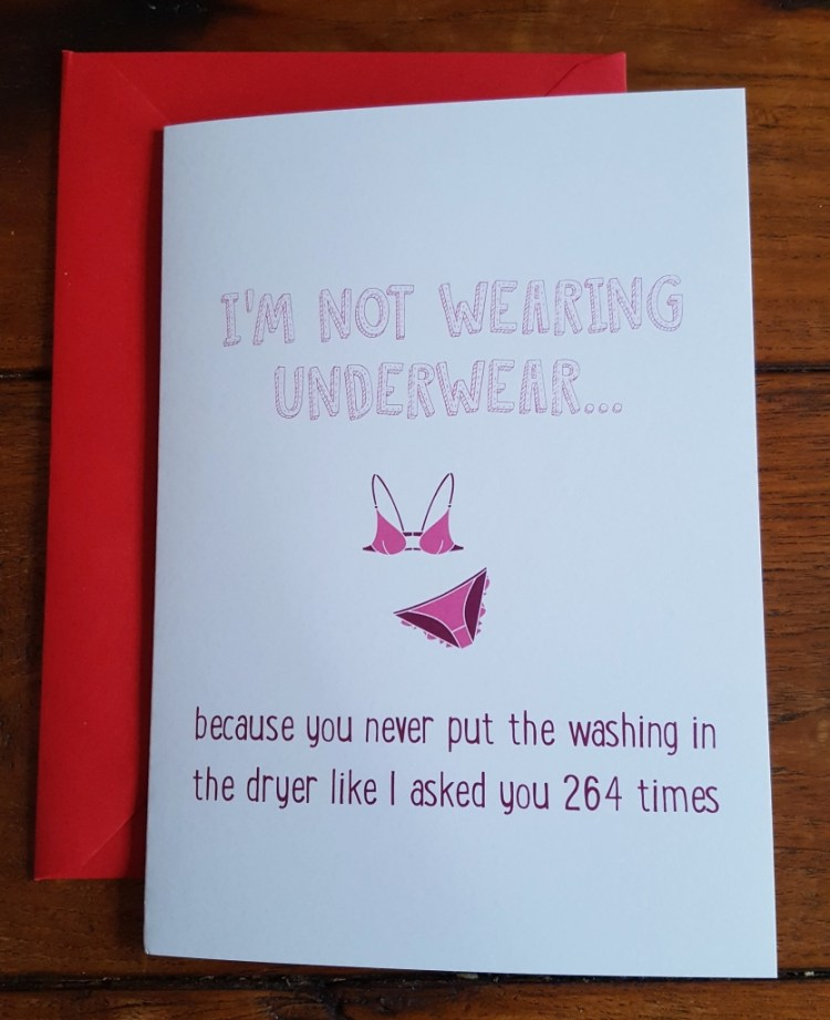 Funny rude and offensive valentines cards from love layla save m4hsunfo