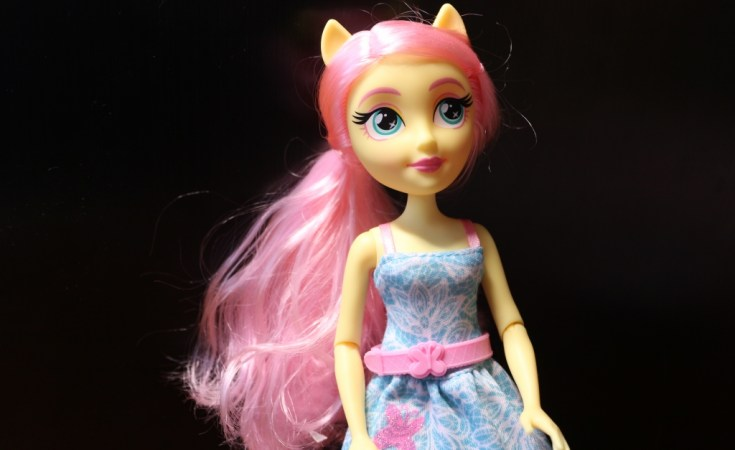 My little pony equestria girl dolls fluttershy - photo#41