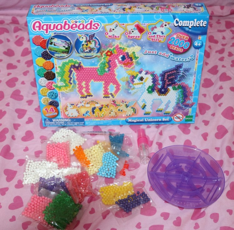 Gift Guide For Five Year Old Birthday Present Ideas Aquabeads