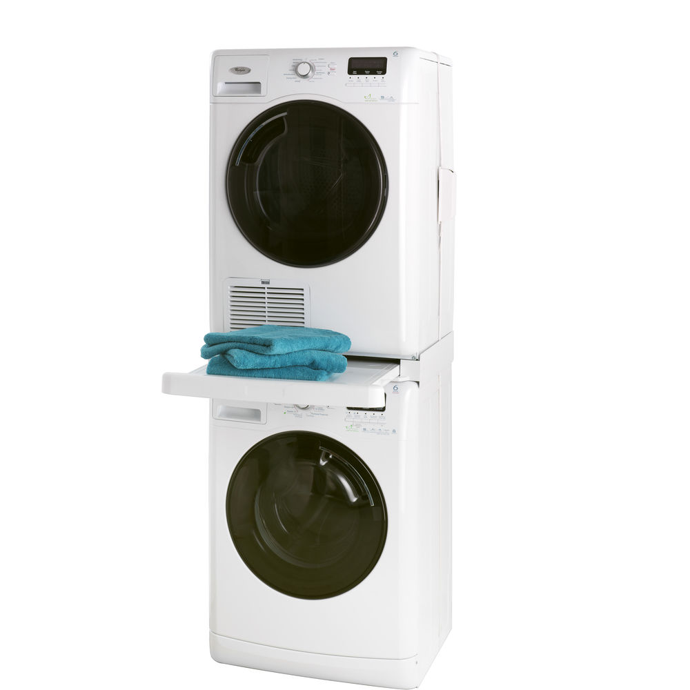 Universal stacking kit for washing machines and tumble ... on Washing Machine  id=16523