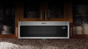 low profile microwave hoods whirlpool