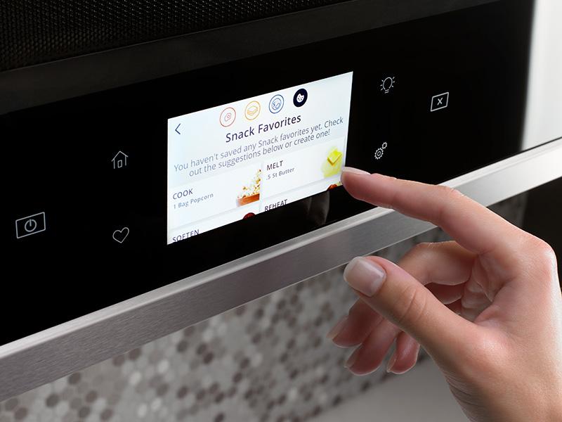 smart over the range microwave