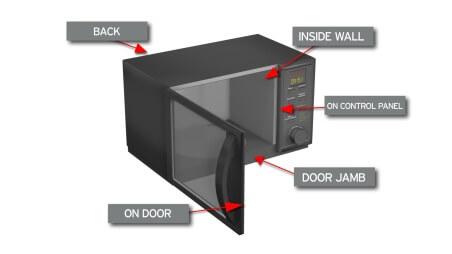 fix a whirlpool microwave that won t heat