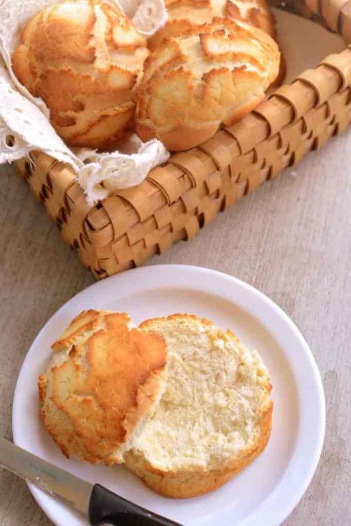 how to make dutch crunch bread