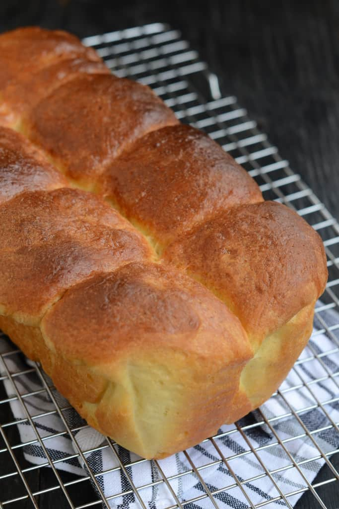 how to make brioche bread youtube