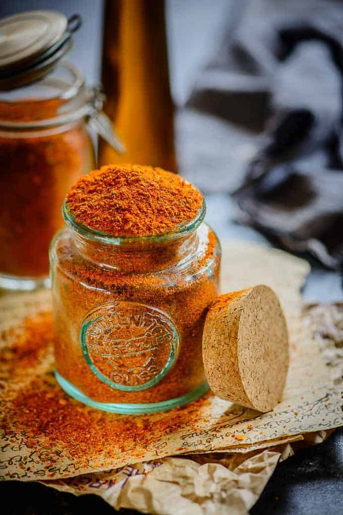 Achari Masala Recipe (Indian Pickling Spice Mix)