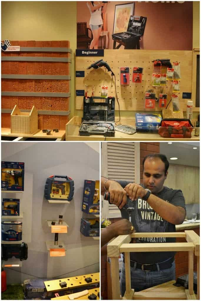 Review bosch diy store bangalore whisk affair for Gardening tools bangalore
