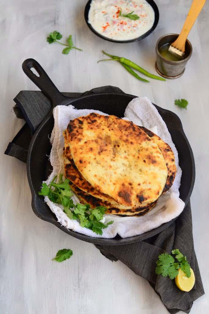 Keema Naan, How to make perfect Keema Naan at home