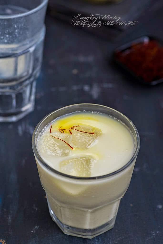Badam Ka Sharbat Recipe, How to make Badam Ka Sharbat or Refreshing Sherbet made with Almonds
