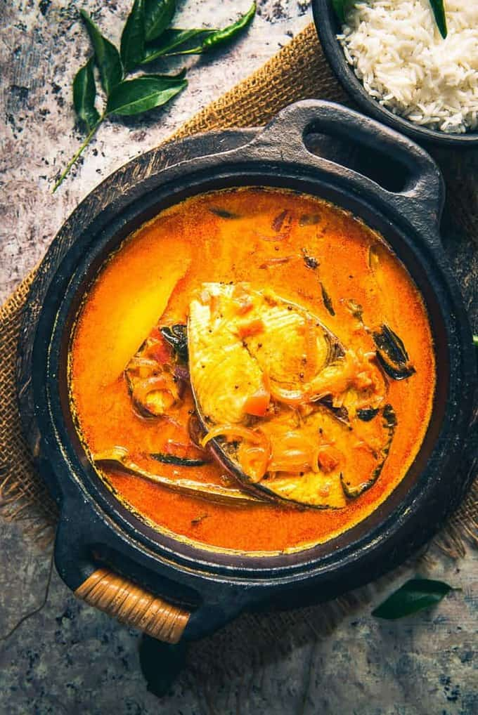 Alleppey Fish Curry Recipe How To Make Alleppey Fish Curry