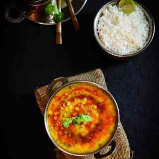 Recipe of Chana Methi Dal