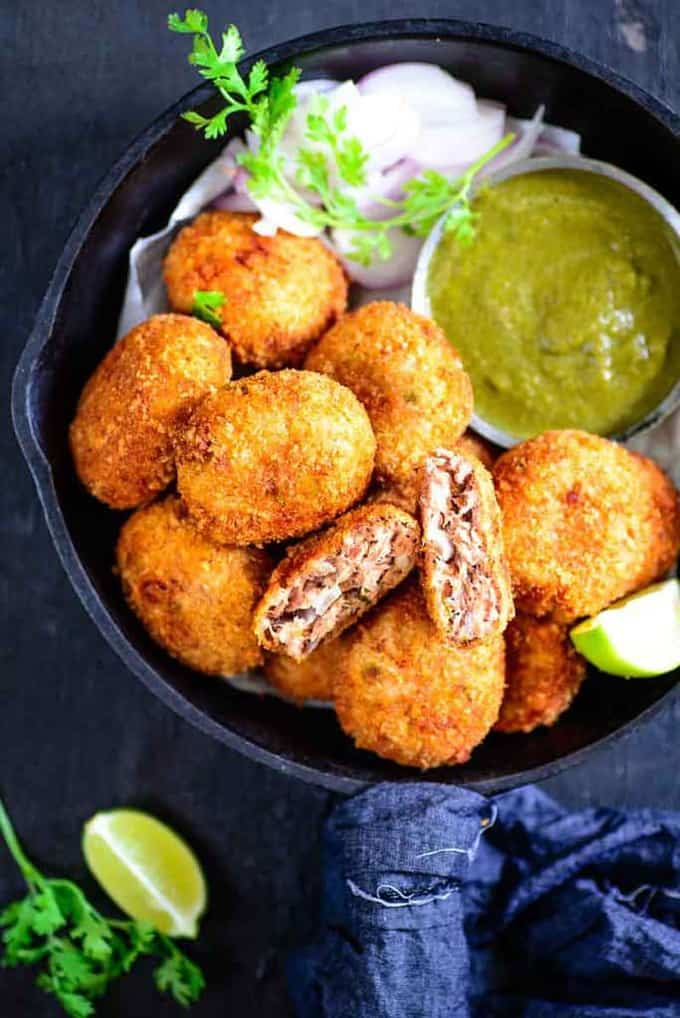 Tuna Kabab Recipe, How to make Tuna Kabab or Tuna Cutlets