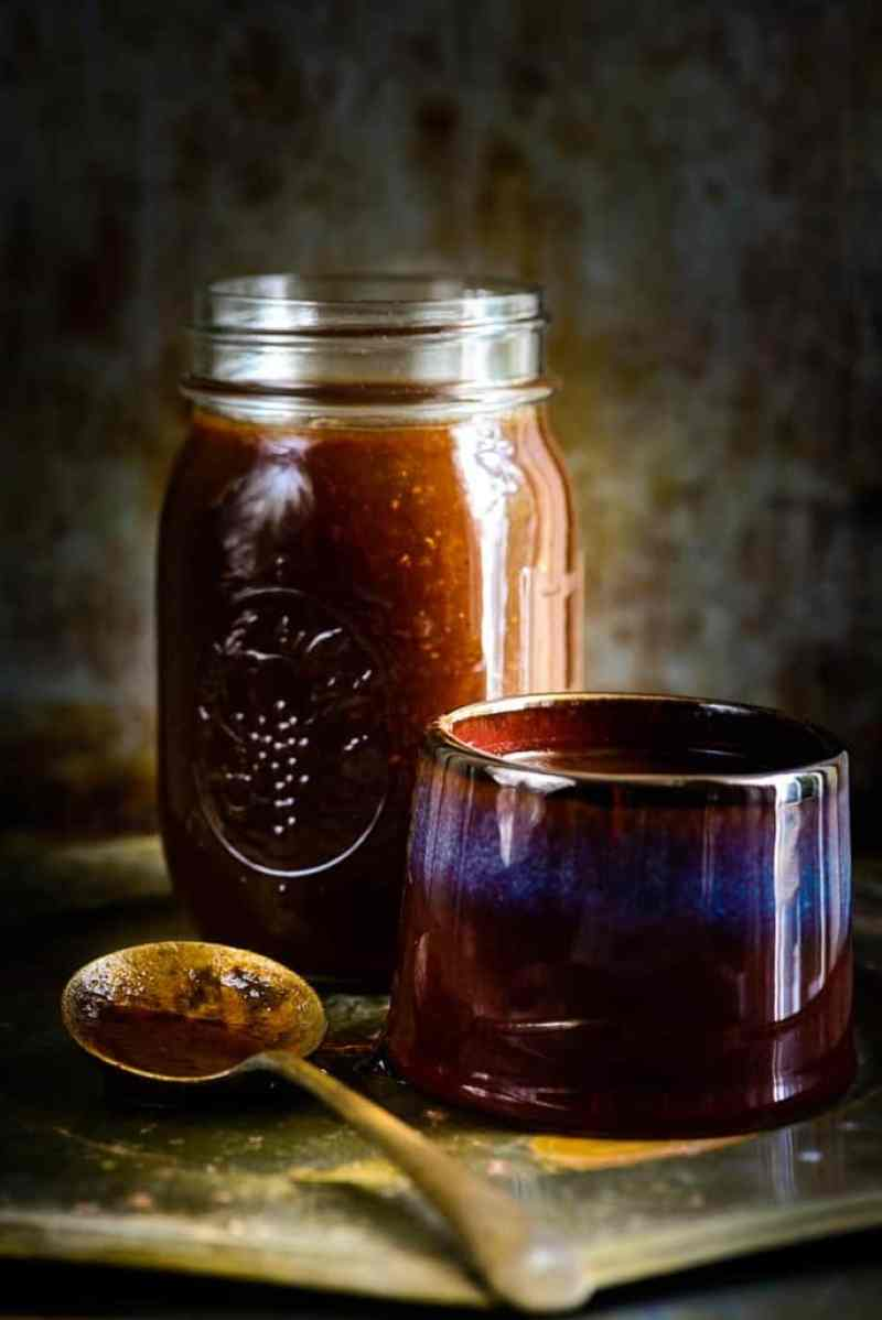 Tamarind Date Chutney is made using Imli and Khajoor and is easy and quick to make Indian accompaniment which as a sweet and sour tastes with a spicy hint.