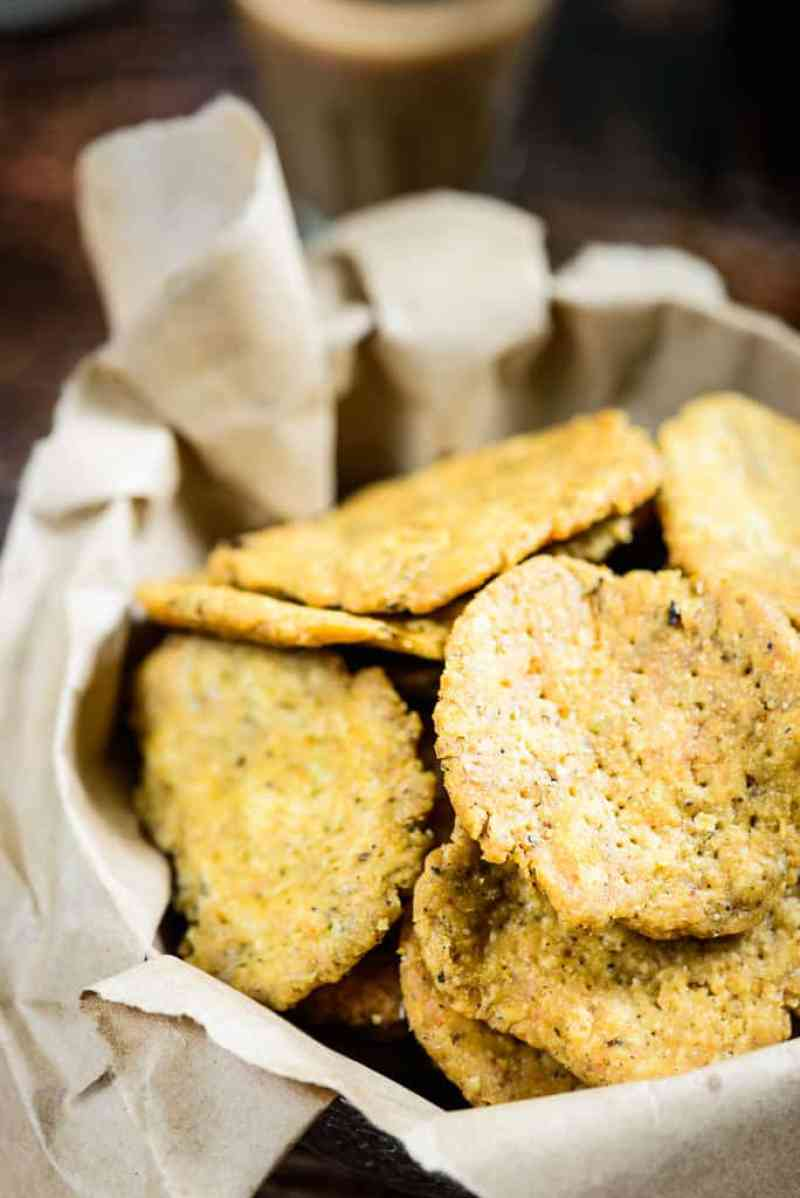 Crispy, crunchy and flavorful, Masala Mathri can be a very easy and quick dish to prepare and the ingredients used to prepare it are readily available at home. Also called Indian Crackers, they are a great accompaniment to tea and other beverages.