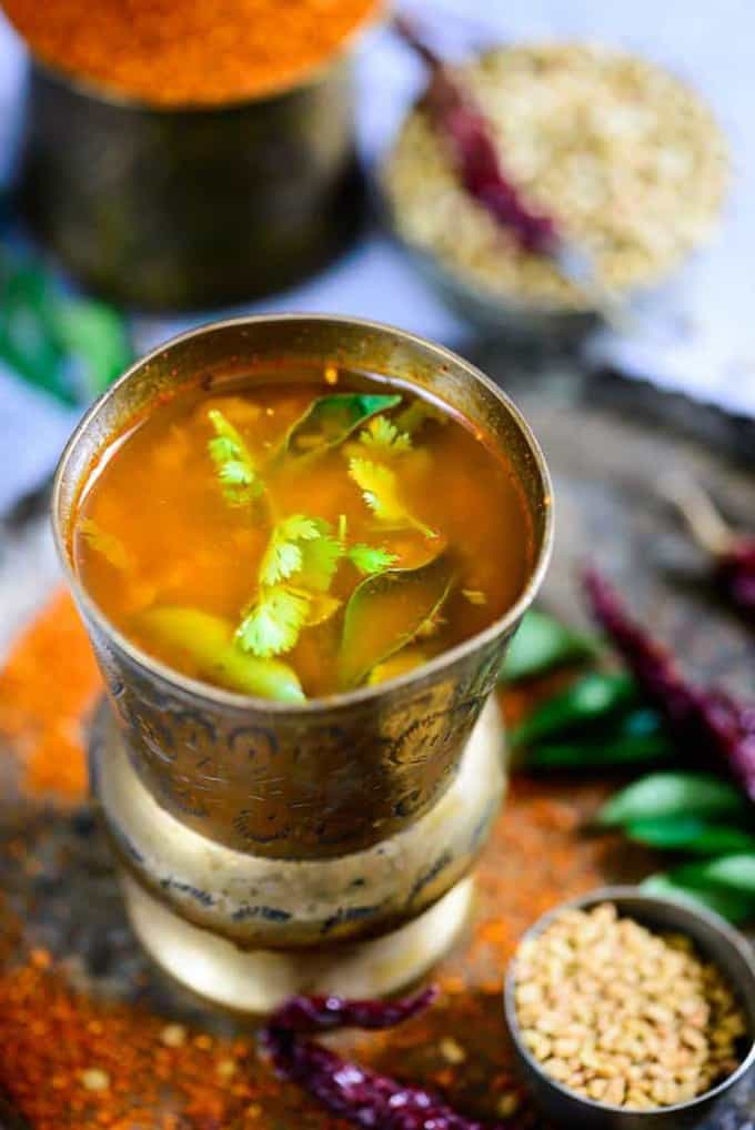 Udupi Style Rasam / Saaru
