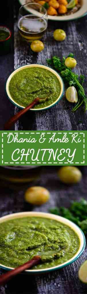 how to make amla ki chutney