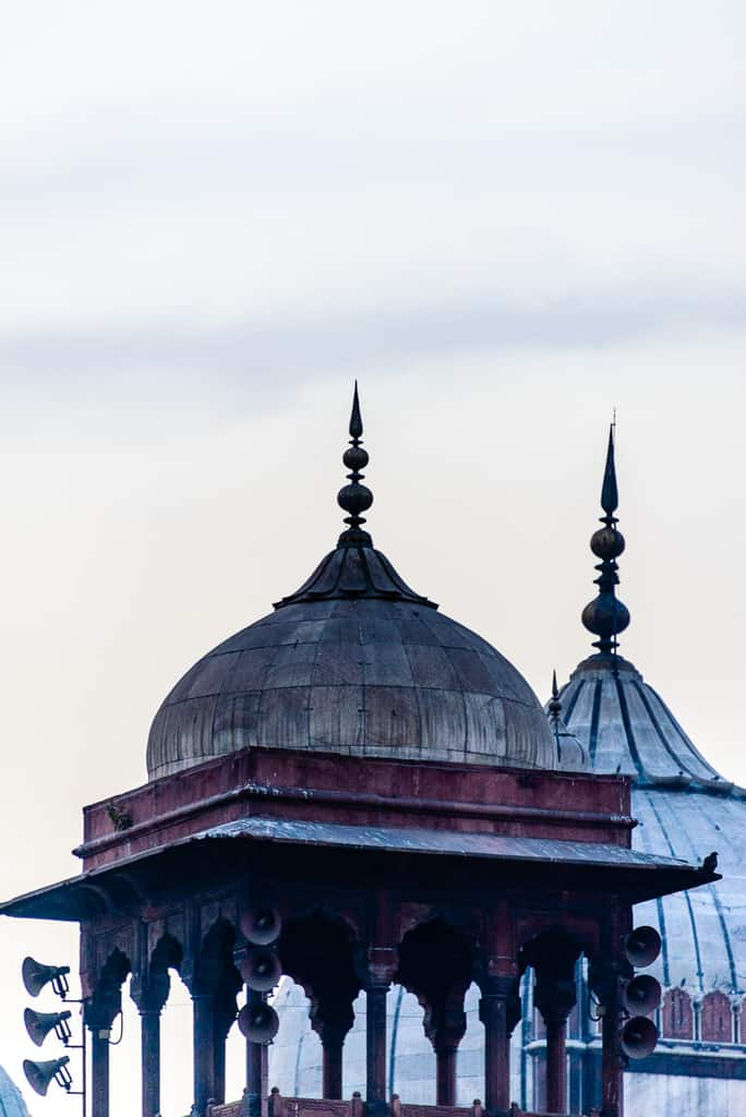 Jama Masjid, Old Delhi Food Trail with JW Marriott, Aerocity, New Delhi