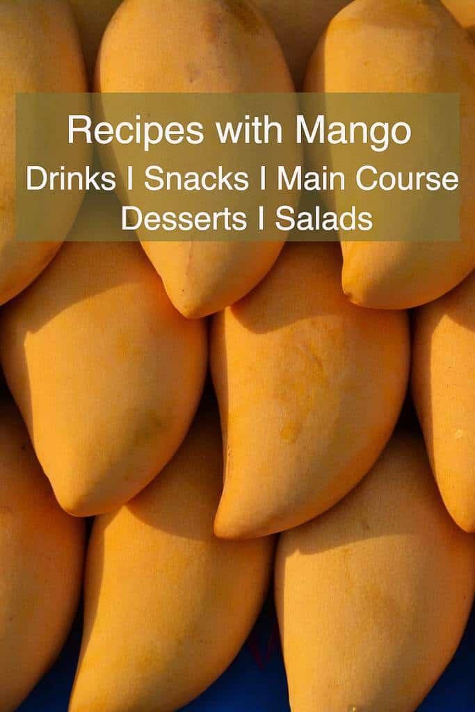 Recipes with Mango   Best Mango Recipes   Indian Mango Recipes