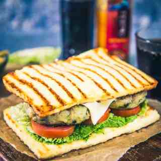 Replace bread with a paneer base in this delicious Mushroom Sandwich with Paneer Base and enjoy a healthy, protein rich meal.