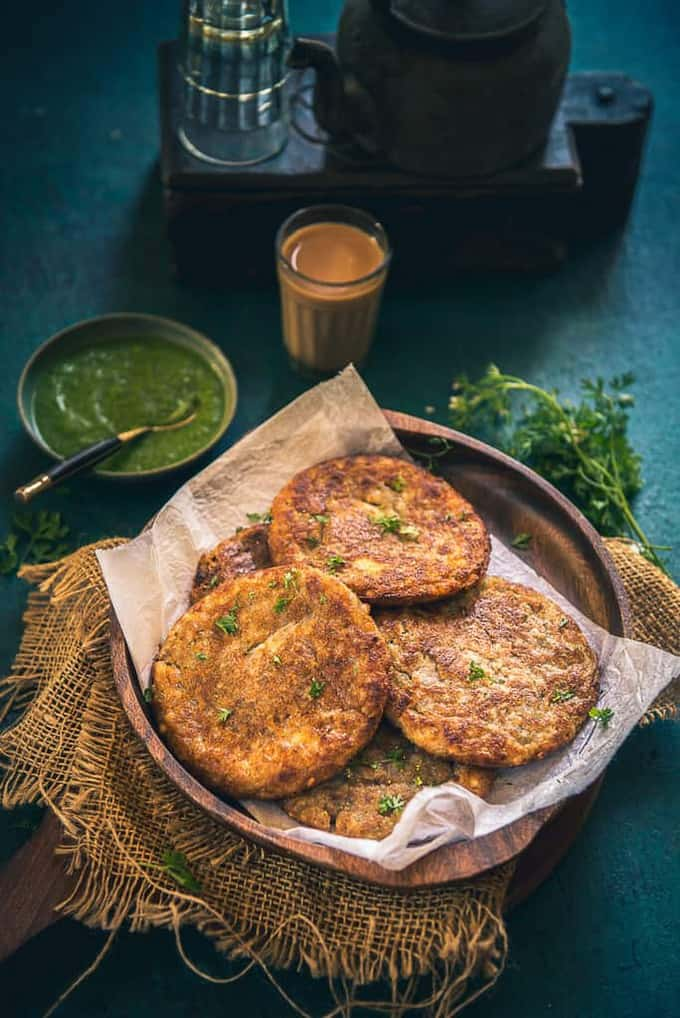 Sabudana Vada Pancakes Recipe, How to make Sabudana Vada Pancakes