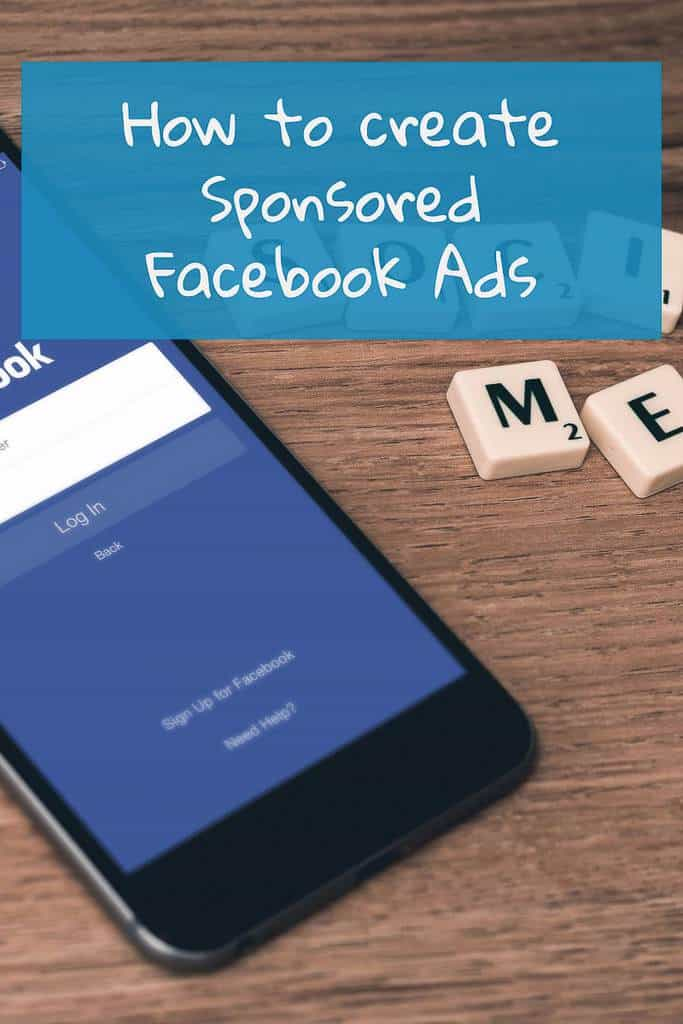 how to create sponsored messages on facebook