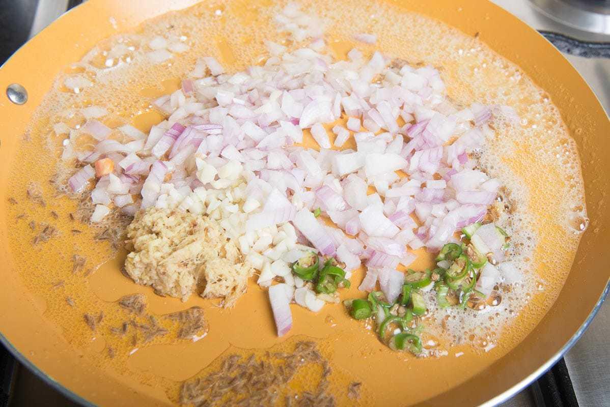 Tawa Pulao Hebbar S Kitchen