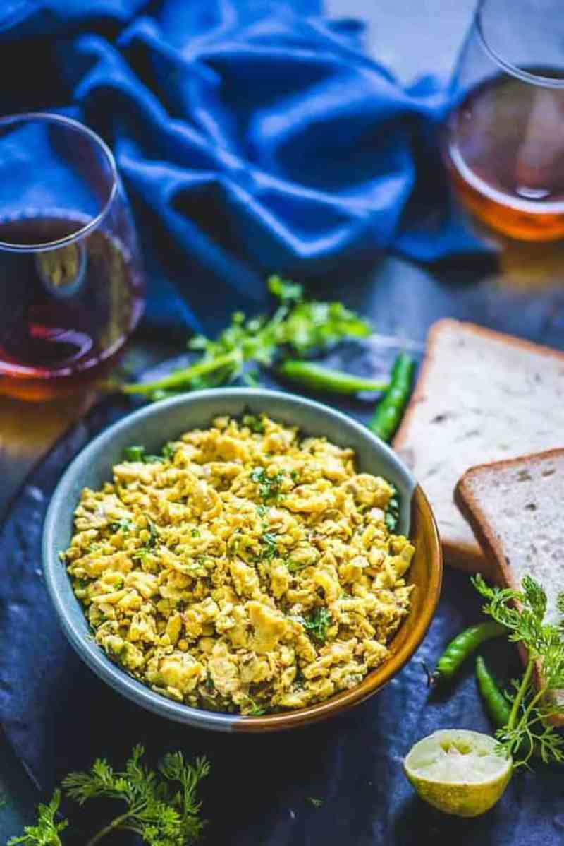 The Parsi way of life is to live it to the fullest by relishing good food. Akuri recipe is more like scrambled eggs that seconds this philosophy with its flavours.