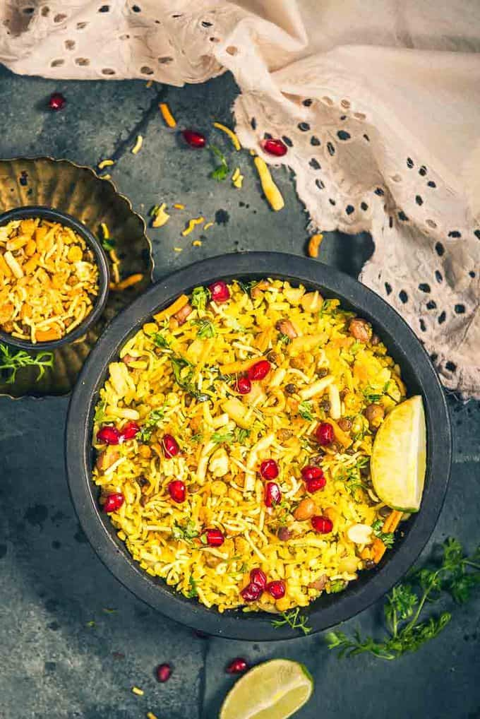 Indori Poha, How to make Indori Poha