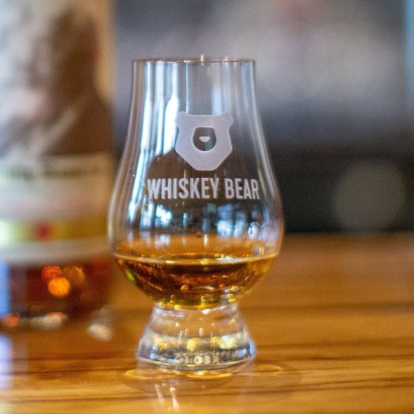 Whiskey Bear - Glencairn Whiskey Glasses