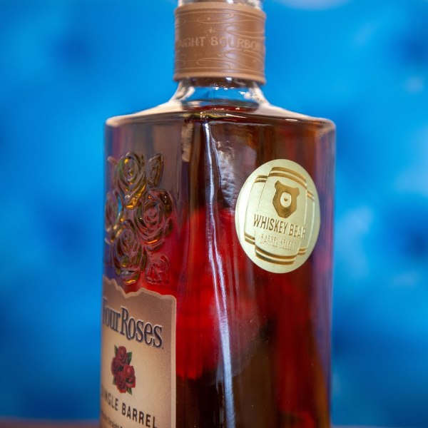 Whiskey Bear - Barrel Select - Four Roses 080118