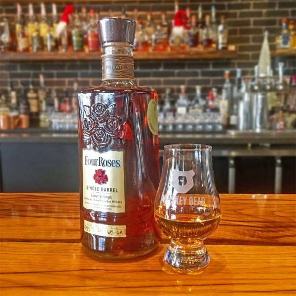 Whiskey Bear Barrel Select - Four Roses