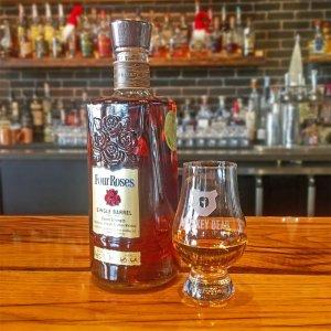 "Four Roses OESV Single Barrel – ""Whiskey Bear Inaugural Barrel Pick"""